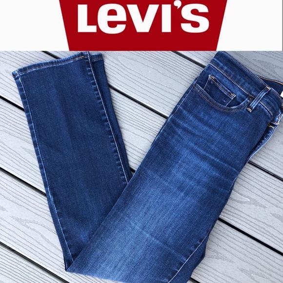 Levi's 314 Jeans Size 29/31.5
